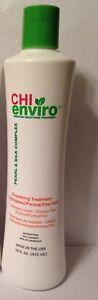 CHI ENVIRO SMOOTHING TREATMENT HIGHLIGHTED/POROUS/FINE  16oz SET