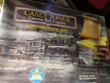 AHM Casey Jones Cannon Ball Express Locomotive Kit By Rivarossi 1/4 7201-1295