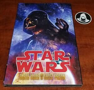 Star Wars Darth Vader & Ghost Prison, 2013 Dark Horse Hardcover Graphic Novel