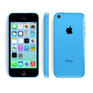 Apple iPhone 5C 8GB Blue LTE unlocked MGFJ2LL/A RESEALED