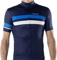 Bellwether Edge Men's Cycling Bicycle Jersey Navy SM