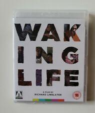 Waking Life (2001 Arrow Video Blu-ray) Richard Linklater - Rare Oop- Cult