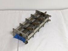 Air Variable Capacitor 12-400 pF x 4-Gang Vintage