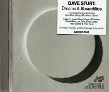 Dreams and Absurdities 5013929475632 by Dave Sturt CD