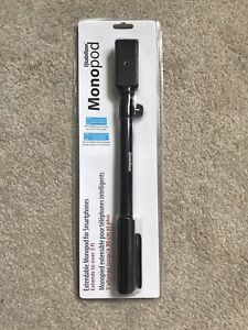 iStabilizer Monopod Extendable Selfie Stick with Smartphone Mount - over 3ft