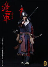 """KLG003 1/6 Scale Ming Dynasty Solider Chinese&Japan Korean War 12"""" Action Figure"""