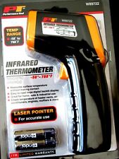 Performance Tools Infrared Thermometer (-58F to 788 F range)
