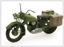 ARTITEC WWII british for Triumph Motorcycle  1/87 FINISHED MODEL Motorcycle