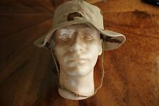 Usn & Fleet Marine Desert Bdu Ripstop Camo Combat Floppy Hat Boonie Cap 7 1/4