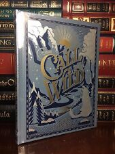 Call of the Wild by Jack London Illustrated New Sealed Leather Bound Collectible