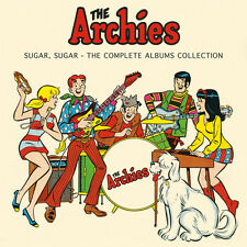 The Archies - The Complete Albums Collection [New CD]