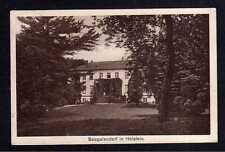 112376 AK Seegalendorf in Holstein 1928 bei Gremersdorf Schloss Villa Anwesen
