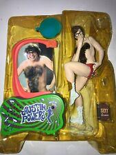 Austin Danger Powers action figure Austin Powers by McFarlane Toys 1999