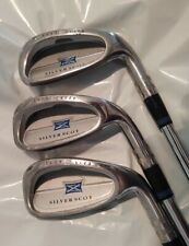 Tommy Armour Silver Scot OS Oversize 3-4-5 Irons Tour Plat. Stiff Steel-VGC!