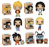 Pop Dragon Ball Z Wave 5 - Goku, Videl, Android , Yamcha & Puar, King Kai 1x