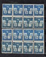 YUGOSLAVIA 1940 ENTENTE BALKANIQUE PAIR OF STAMPS - 3 & 4 DINARA BALCAN ENTENTE