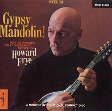 Howard Frye - Gypsy Mandolin!: The Extraordinary Artistry [New CD]