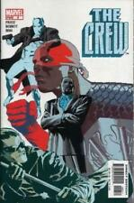 The Crew #6, Near Mint 9.4, 1st Print, 2003, Unlimited Shipping Same Cost