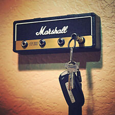Key Storage Marshall Guitar Jack II Rack 2.0 Keychain Holder wall Vintage Amplif