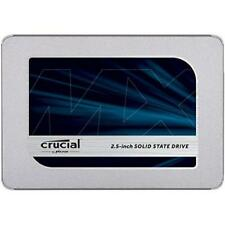 "Crucial Mx500 2.5"" 500gb SSD SATA III CT500MX500SSD1"
