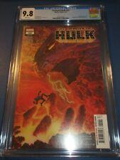 Immortal Hulk #12 1st On3 Below All Key Alex Ross Cover CGC 9.8 NM/M Gem Wow