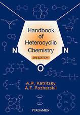 Handbook of Heterocyclic Chemistry-ExLibrary