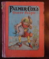 Palmer Cox's Queer People, circa 1900 (Donohue, Palmer Cox Series, No. 160)