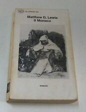 Il monaco . MatthewG. Lewis . 1993
