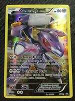 Pokemon TCG Mythical Genesect XY119 FULL ART Black Star HOLO Promo NEAR MINT