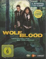 Wolfblood - Verwandlung bei Vollmond - Staffel 1 (2 Discs) [Blu-ray] Neu!