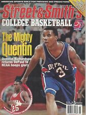 January 16th, 2000 Street & Smith's Basketball Magazine - Quentin Richardson