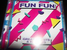 Fun Fun Greatest Hits & Remixes 2 CD (Ft Colour My Love & Happy Station) – New