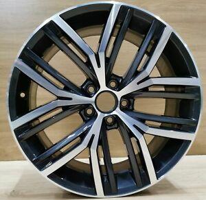 A good single 19x8 ET41 GENUINE OEM Albertville VW Passat Alltrack 3G0601025AG