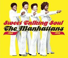 The Manhattans - Sweet Talking Soul: The Manhattans 1965-1990 [New CD] Boxed Set