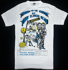 VINTAGE 80's 1984 PETER AND THE TEST TUBE BABIES PUNK ROCK TOUR CONCERT T-SHIRT