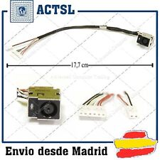 DC Power Jack Socket & Cable HP DV7-2000 HP DV7-2180US DV7-3000 Series