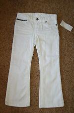 NWT Girl's Ralph Lauren Denim Stretch Jeans Adjustable Waist Size 4/4T LQQK $40