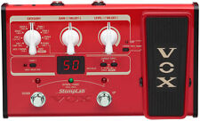 Vox Stomplab IIB Modeling Bass Guitar Effects Processor 2B Multi-Effect Pedal