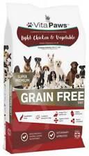 Super Premium Light Dog Food *Weight Management * Chicken & Vegetables *12kg