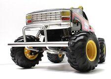 Tamiya Blackfoot Custom Aluminium Front Bumper Fits Monster Beetle, Frog, Brat