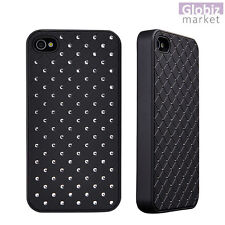 Original CASE LOGIC Protective Black Hard Back Case for Apple iPhone 4S / 4