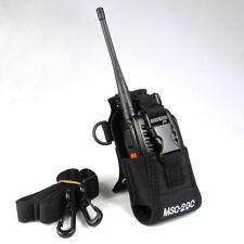 MSC-20C Radio Case Holster for Baofeng UV5RE Plus UV5RA Plus Wouxun KG-UVD1P