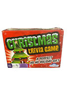 Christmas Trivia Game- Includes 220 Cards with Holiday Themed Objects