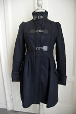 Cappotto blu IMPERIAL navy coat S