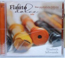 Elisabeth Sch - Flauto Dolce Solo - a Musical Journey Through Time HG078 CC 34