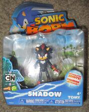 """SONIC BOOM SHADOW FIGURE 3"""" Sonic The Hedgehog SEGA T22011 VHTF"""
