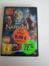 DVD  NARNIA Die Reise auf der Morgenröte Original Verpackt