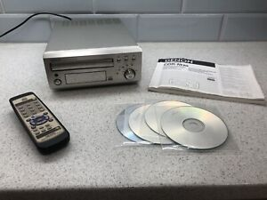 Denon CDR-M30 CD Recorder - with remote - Full working order
