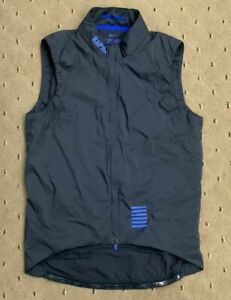 Rapha Pro Team Insulated Vest (Gilet) Dark Blue, XL Men's