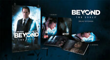 BEYOND TWO SOULS LIMITED EDITION NEW SEALED PC BOX EPIC ENGLISH ARTBOOK POSTER